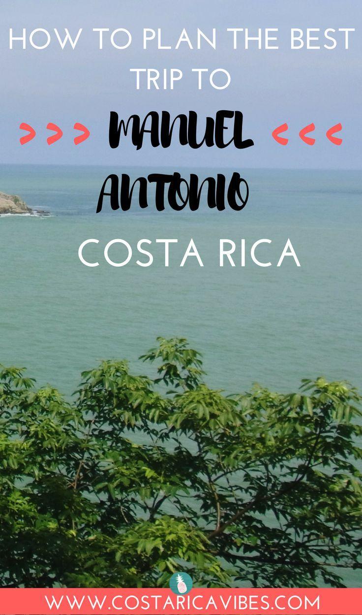 A complete guide to Manuel Antonio, Costa Rica including transportation info, fun activities, cool hotels, and the best restaurants for budget travelers.