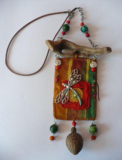 Libelle Pinned by @Manaro Design Jewelry | Beading | Bracelet | Necklace | Earrings