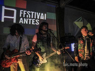 Reseña: Festival Antes 2014