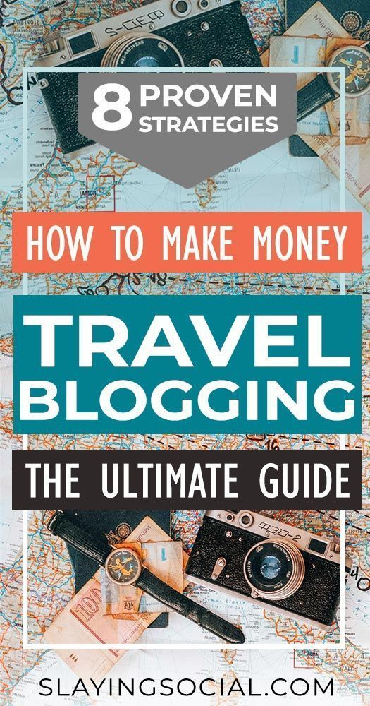 How to Make Money Travel Blogging: The Ultimate Guide – #blogging #earn #Guide #… – Lucy