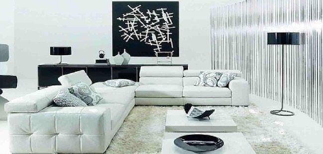 Warna Interior Ruang Tamu Rumah Minimalis