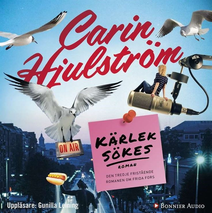 Kärlek sökes [Ljudupptagning] : [roman] / Carin Hjulström ... #romaner #ljudbok #mp3bok