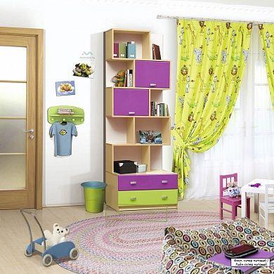 ДМ-2 Шкаф для детских вещей купить в Екатеринбурге | Мебелька