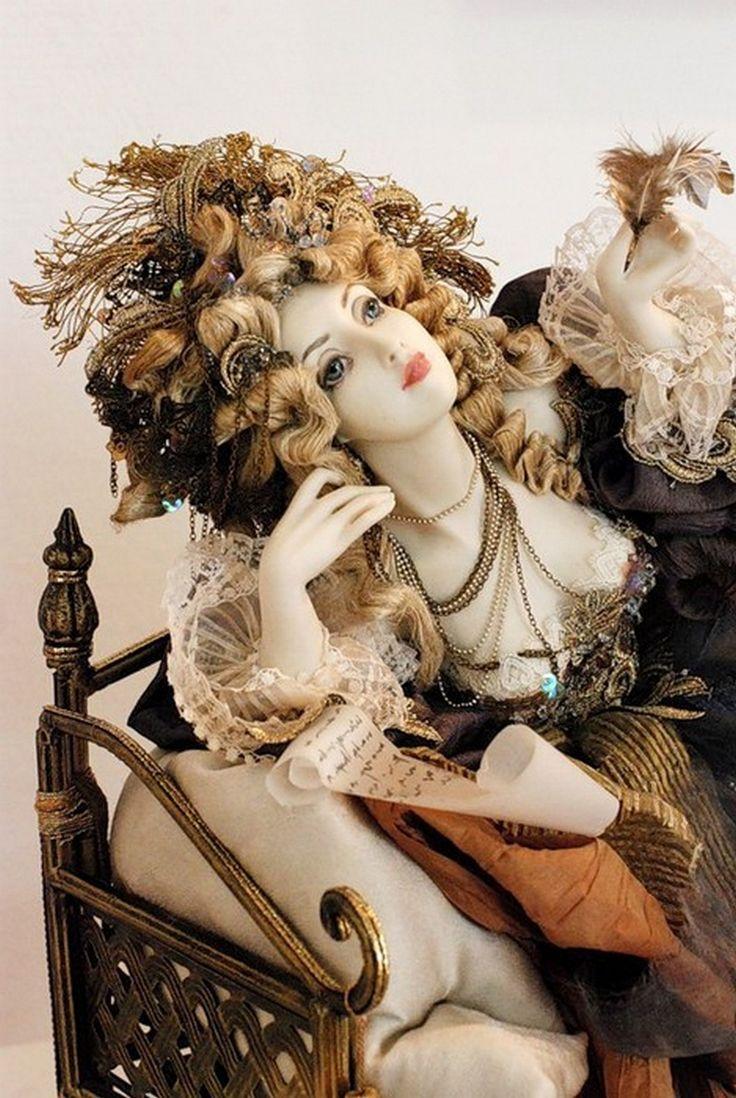 после куклы авторские работы мастеров фото магия давно