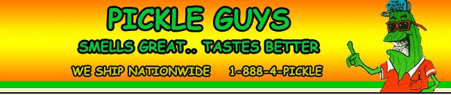 Pickle Guys  49 Essex Street. If you love pickled vegetables this is the place to go. Best pickles! They also have a pickled pineapple which is great with pork loin.
