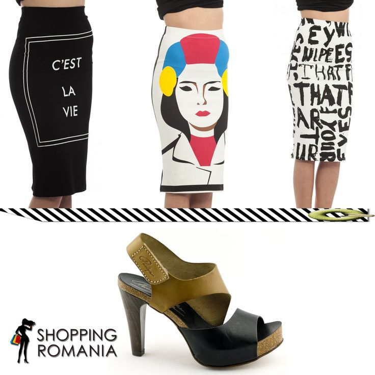 #fashion #outfit from http://www.shoppingromania.com