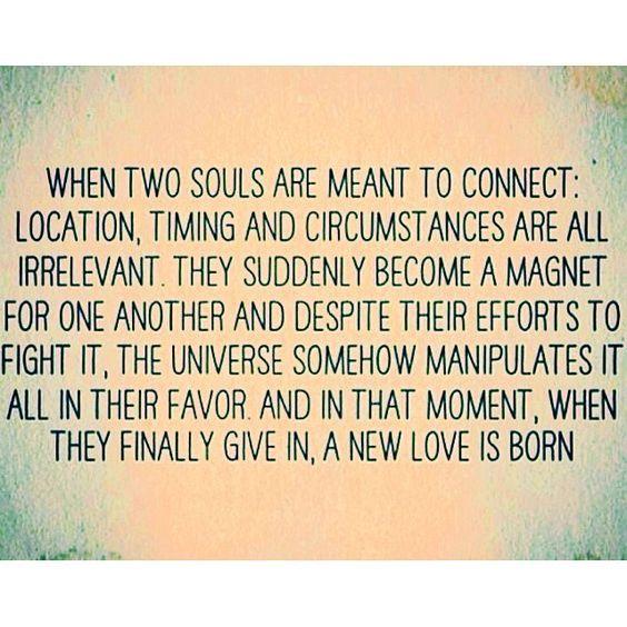 ⚡️ ️ revolutioninlove Soulmate quotes, Love quotes, Quotes