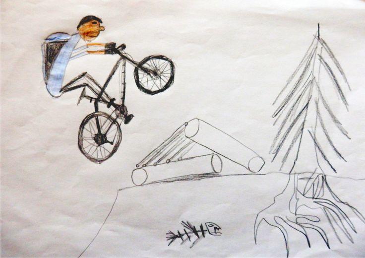 Pavlík - Cyklista