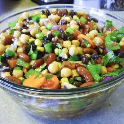 Mixed Bean Salad