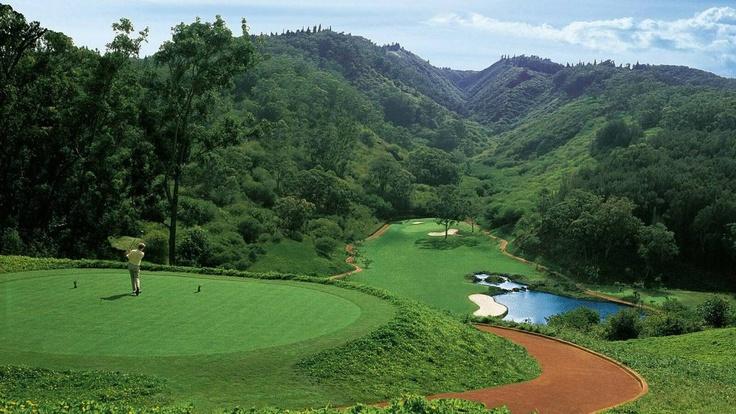 Hawaii Golf | Lanai Golf | Four Seasons Resort Lanai at Koele