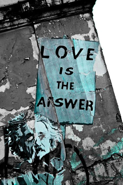 Love is The Answer - Paris
