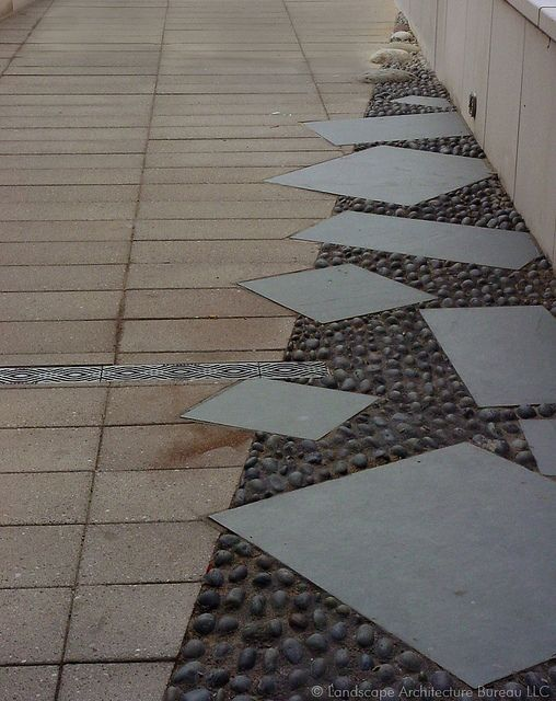 555 Massachusetts Ave, paving detail by labindc, via Flickr