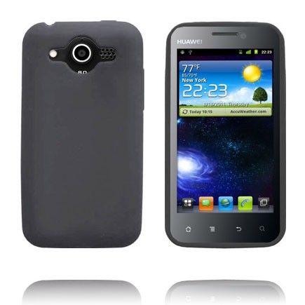 Soft Shell (Sort) Huawei Honor Deksel
