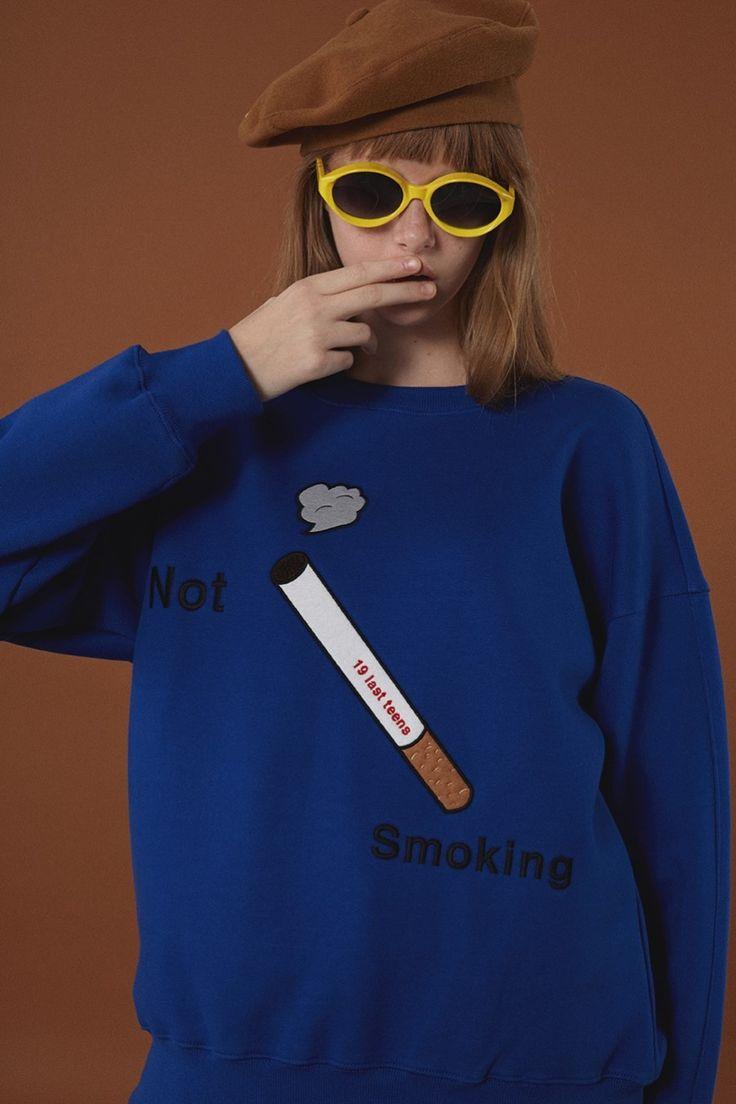 No smoking.  Why?