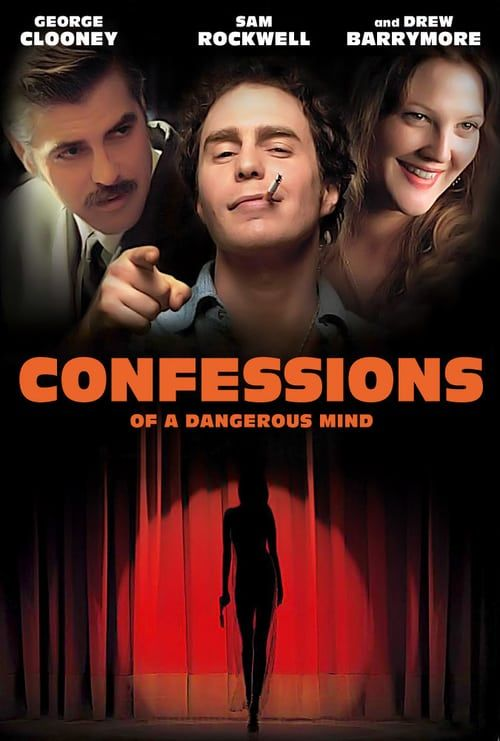 Confessions Of A Dangerous Mind Full Movie Hd Online 2002