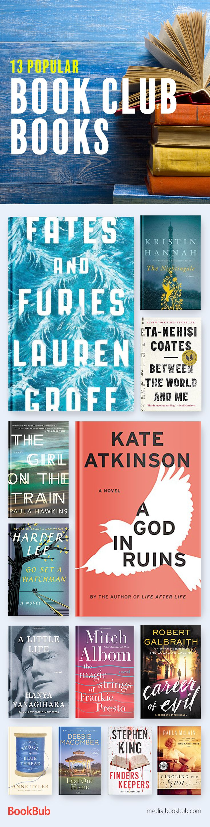 13 Book Club Book Ideas For Women, Including Some Of The Biggest Recent Book  Club