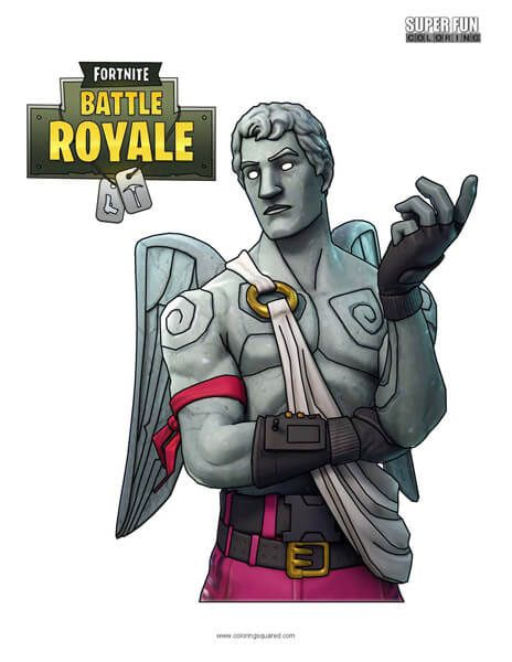 Fortnite Coloring Page Super Fun Coloring Pages In 2019