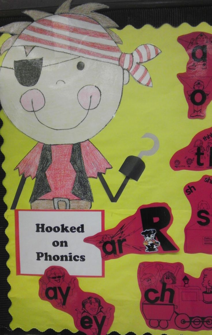 Pirate Theme Bulletin Board Ideas | Pirate Girl: Bulletin Board Ideas