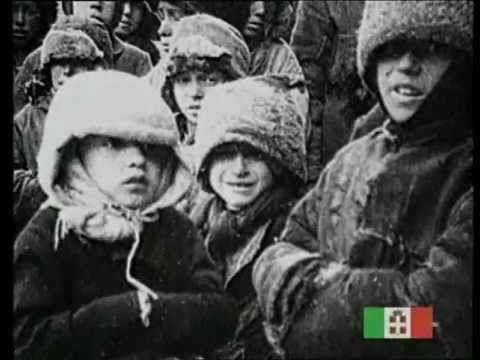 La Russia partecipa alla prima guerra mondiale molto impreparata sia militarmente che economicamente.