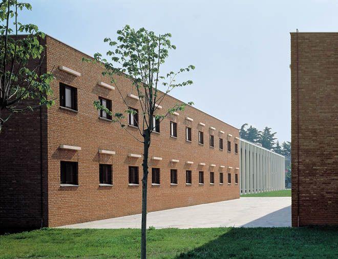 Monestiroli - Casa per gli anziani a Galliate