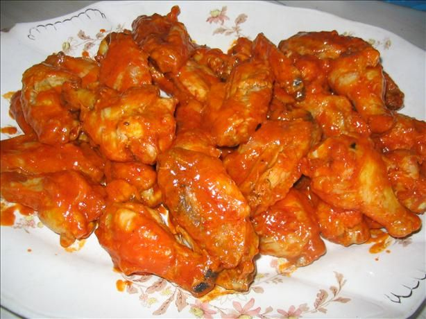 Applebee s Chicken Wings from Food.com:   When I make these, I use Lea & Perrins White Wine Worcestershire Sauce For Chicken instead of regular Worcestershire sauce.