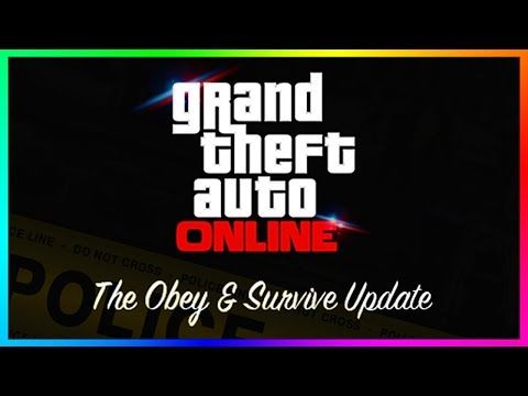 cool GTA ONLINE NEW DLC CONTENT UPDATE QNA - POLICE/COP EXPANSION, CHEAPER VEHICLE PRICES & MORE! (GTA 5)