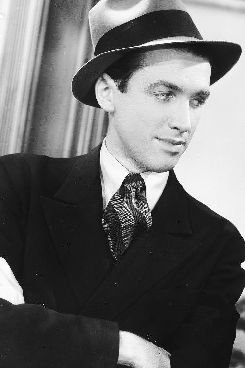"James Stewart in ""Next Time We Love"", 1936."