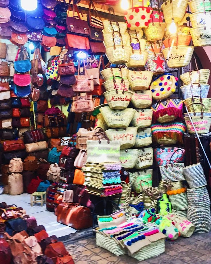 Hi there whats your favorite type of #morrocan #bags ?