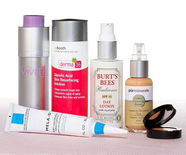 Conquer Complexion Imperfections - GoodHousekeeping.com