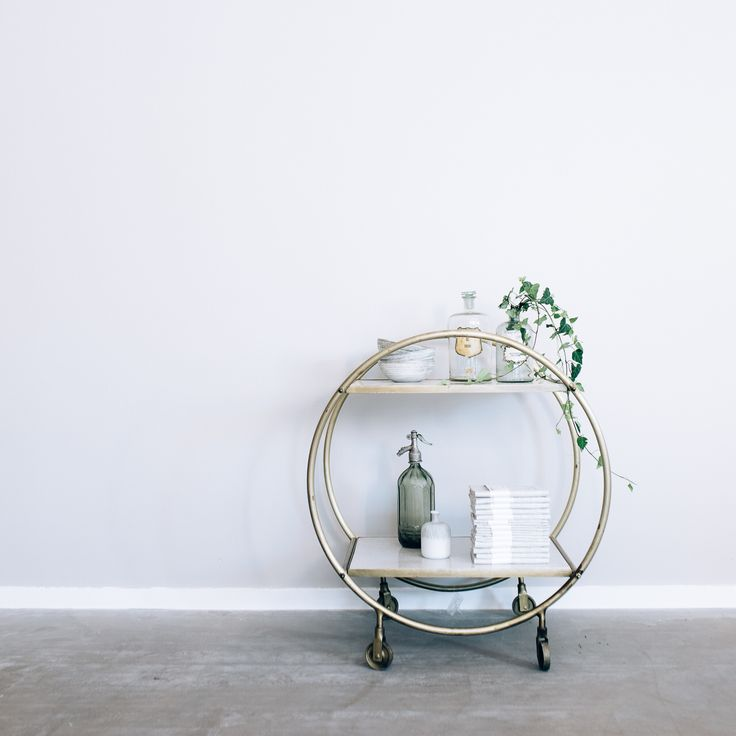 Drink trolley by Madam Stoltz - photocred www.paperbag.no