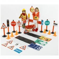 Road Safety Role Play Set!