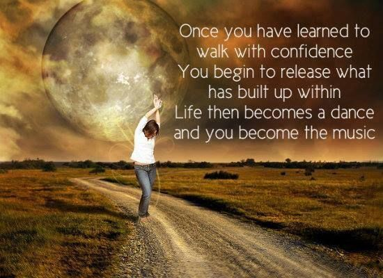 Walk With Confidence Quotes. QuotesGram