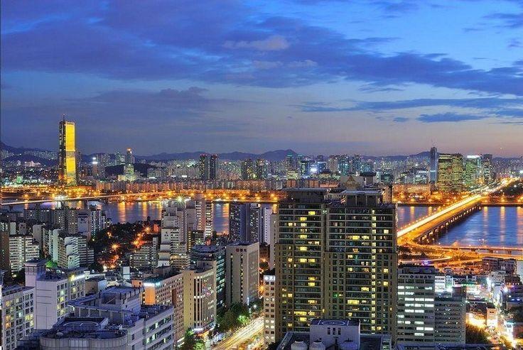 Великолепный Сеул, Южная Корея - Путешествуем вместе