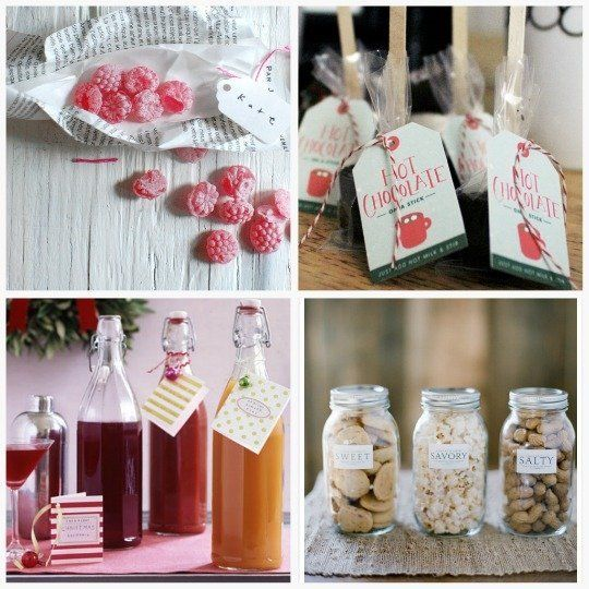 Celebrate! 5 Grown-Up Party Favors