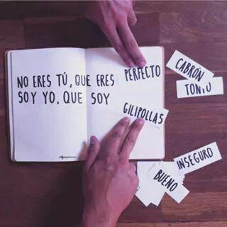 No eres tu...by Alfonso Casas Moreno