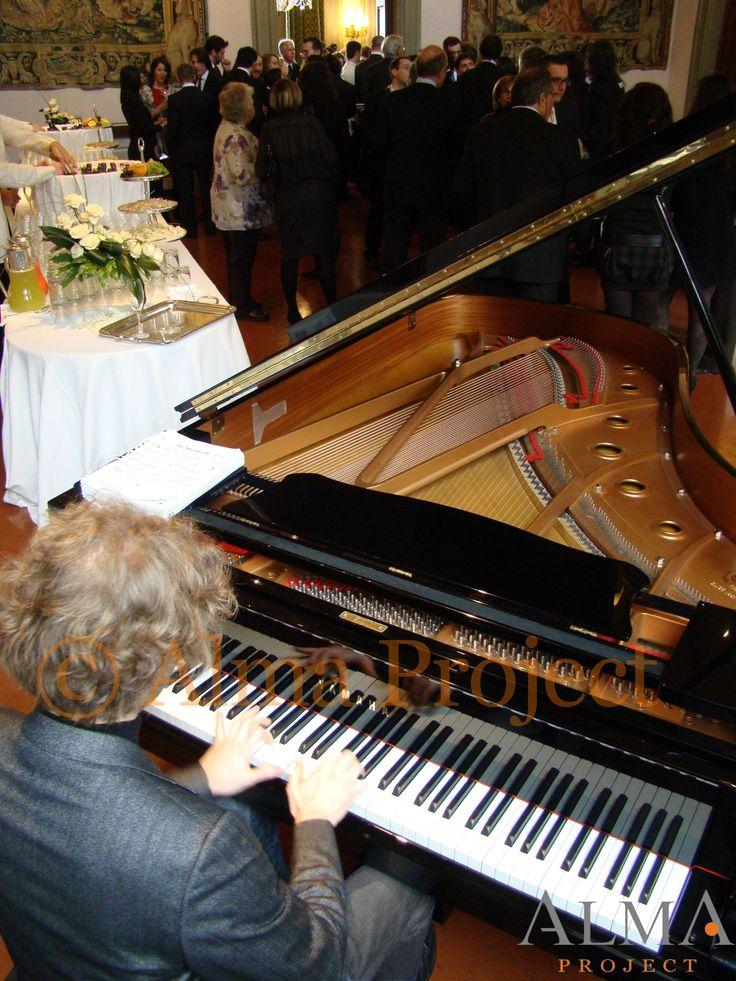 ALMA PROJECT - Piano & pianist Villa di Maiano - copyright