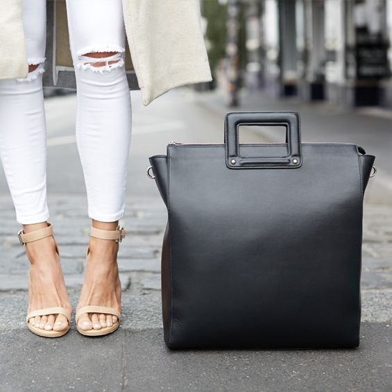 The Worker Tote by Nakedvice on shoptrawl.com - Australian and NZ designers and retailers