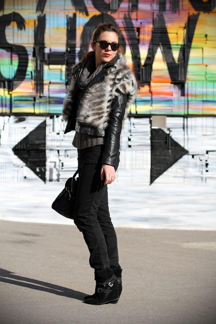 Pitti Bimbo in modalità Polo Nord - Irene's Closet - Fashion blogger outfit e streetstyle