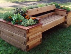 Best 25 Raised garden planters ideas on Pinterest Raised
