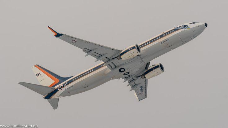 Royal Thai Air Force Boeing 737-8Z6