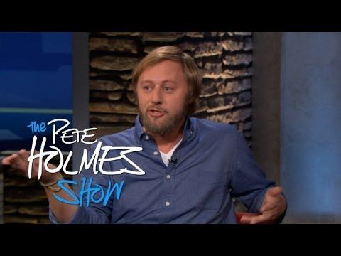 Rory Scovel on the Pete Holmes show-hilarious no matter how many times I watch it!