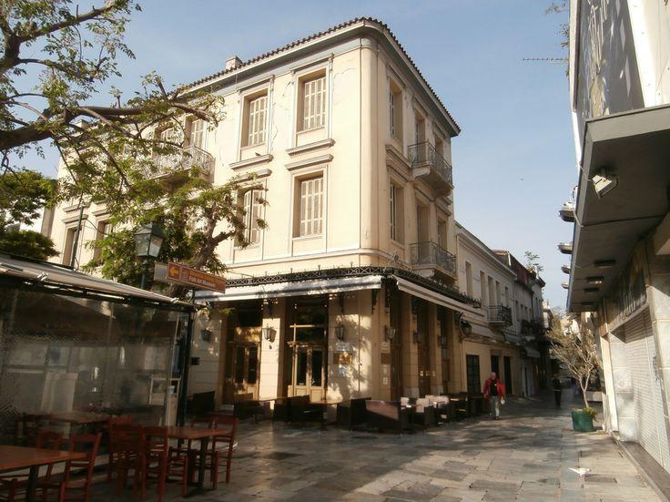 Philomoussou Etaireias Square, Plaka, Athens