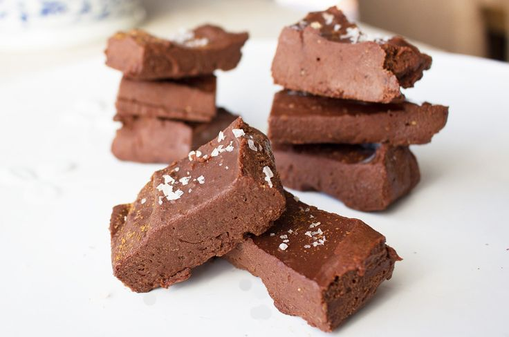 Is there anything better than a decadent chocolate fudge? I love creating healthy versions of sweet treats andthis is one of my best! So easy – you just add all the ingredients into a food processor and blend until it forms the most delicious, creamy fudge! Sprinkle with extra sea salt before adding it to …