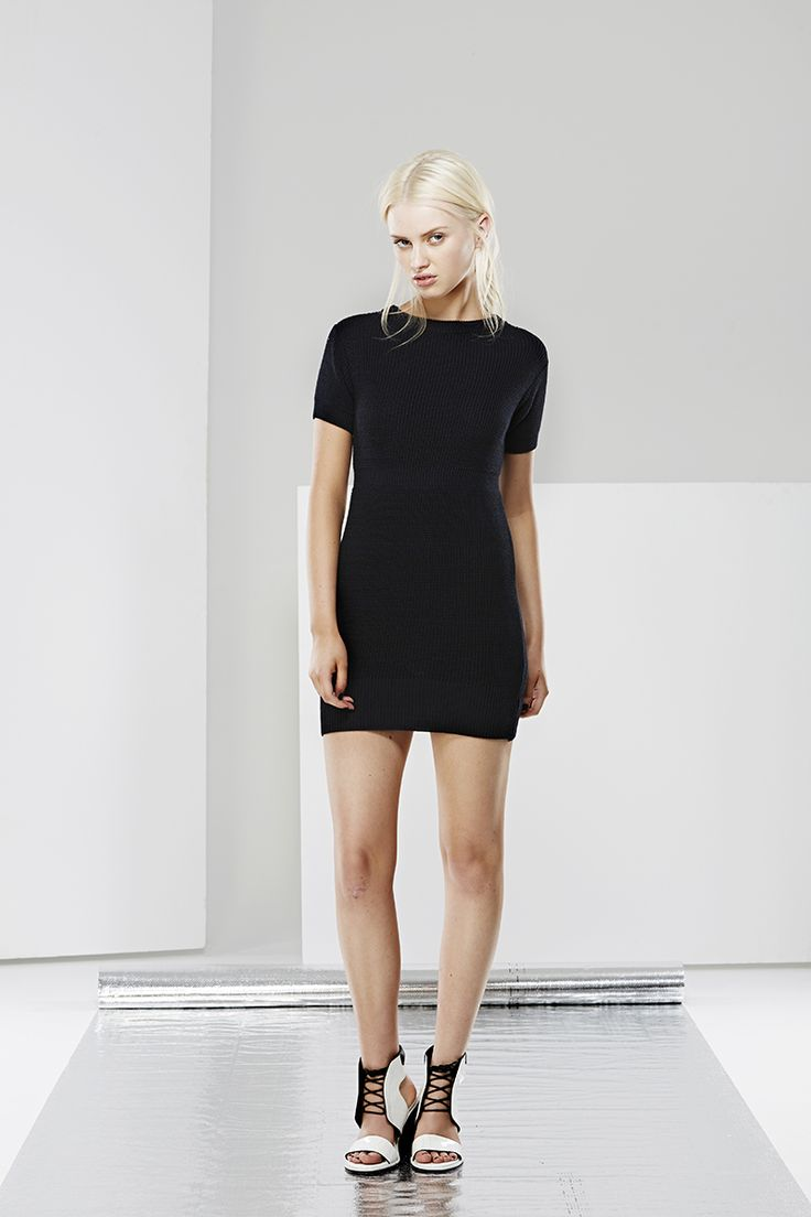 May the Label  - Crawford Knit Dress