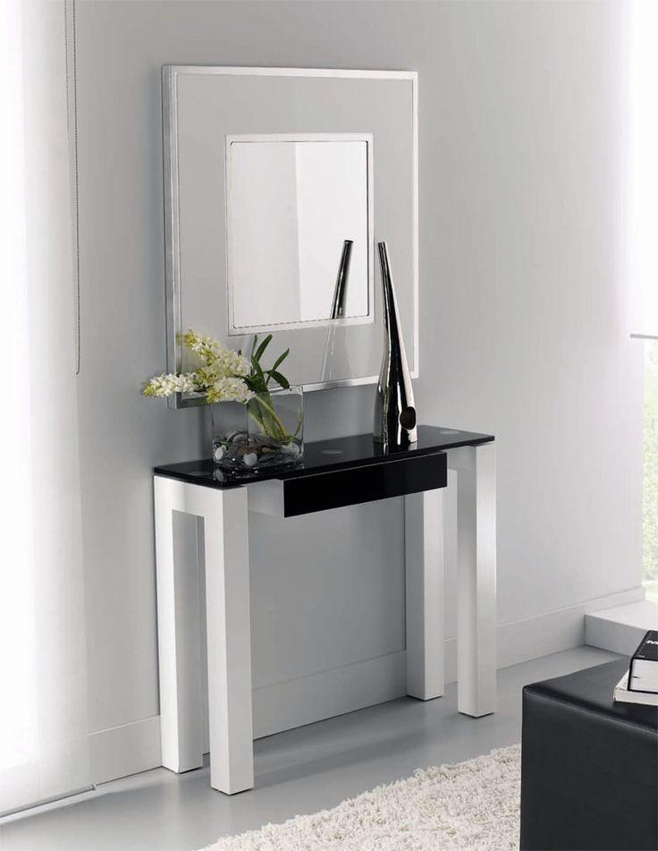 Recibidores modernos : Consola Tamis de Zache www.decoraciongimenez.com/recibidores
