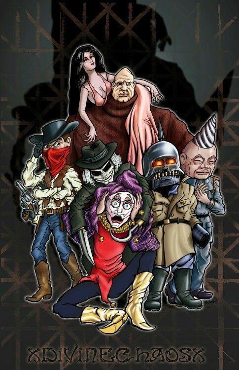 Horror Crossover Movies
