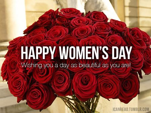 Happy women's day - Its a Great Day!  http://onevisionsphere.tumblr.com/archive #FB