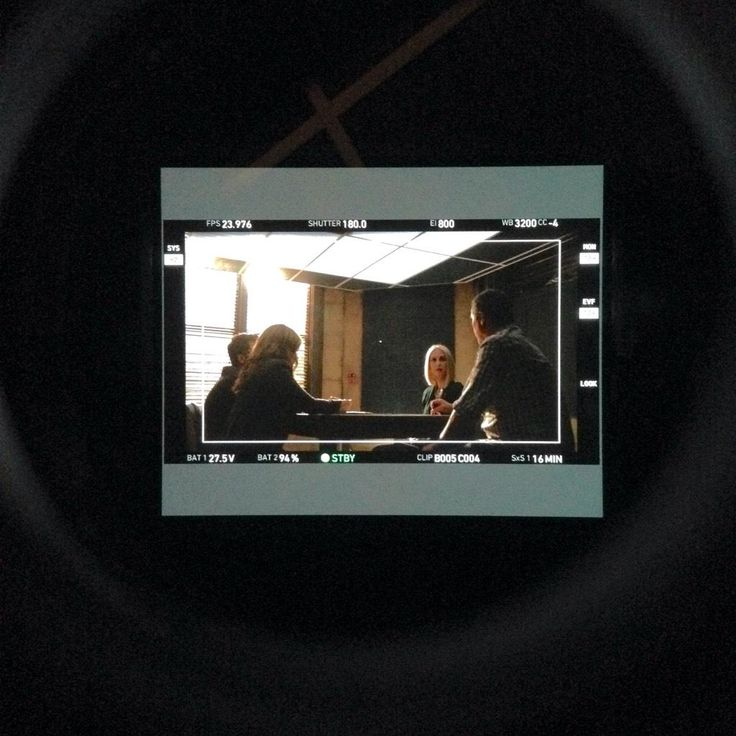 "Andrew Bikichky on Twitter: ""György Ligeti - Requiem Ep804 is now Ep803. Bowman in my eyepiece... #Castle BTS Tuesday:) http://t.co/rH3ZvLOiEn http://t.co/nHIhD6fnzF"""