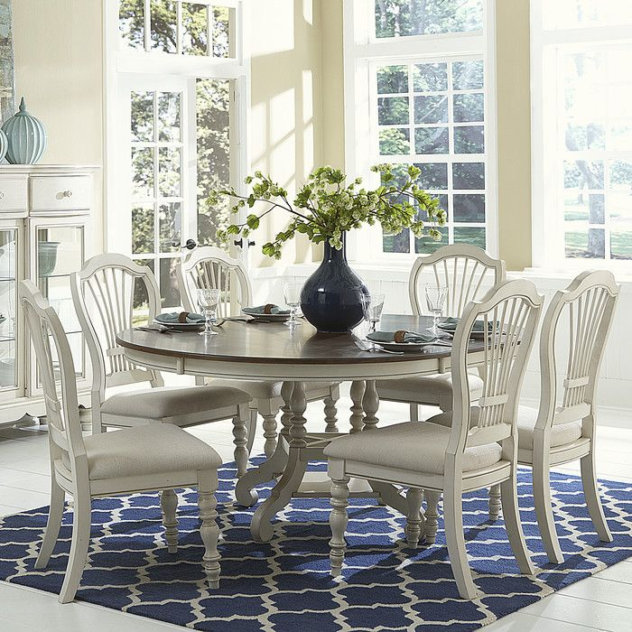 Best Round Extendable Dining Table Ideas On Pinterest Round