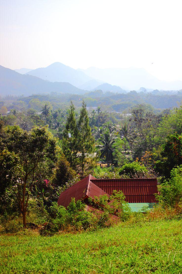 Mountais Thailand www.travelpic.org